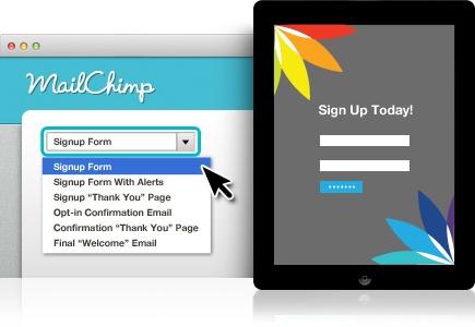 Shopify y MailChimp sincronizados con Ibiza Privé.