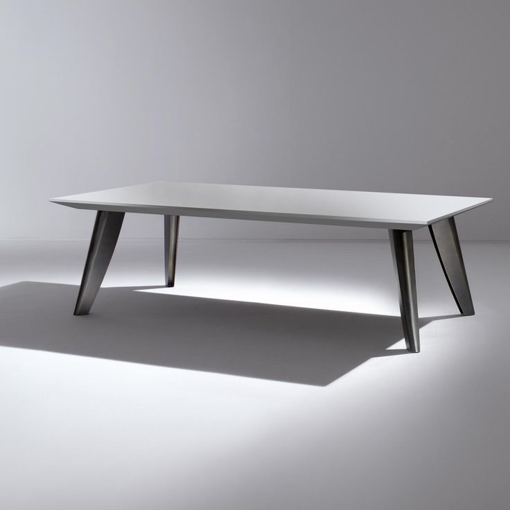 BD 12 - Table with top produced in sample wood or matte brushed lacquering, brass legs, bronze finish, made to measure. By Bartoli Design | Laurameroni