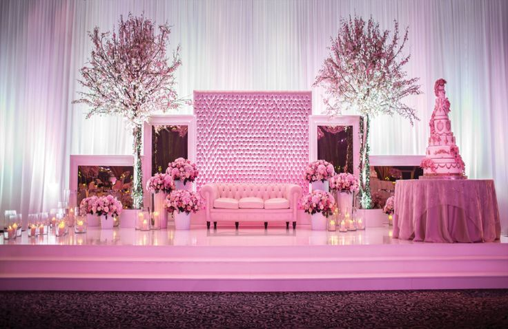 Wedding Reception Stage Decoration Ideas - Ideas and Decor