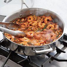 Sur La Table® Tri-Ply Stainless Steel Sauté Pan, 5 qt. | Sur La Table
