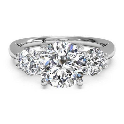 Three-Stone Setting – Diamond Cellar