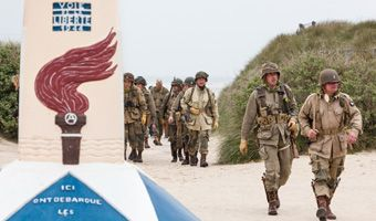Commémoration à Utah Beach -2013 (c)Th.Houyel