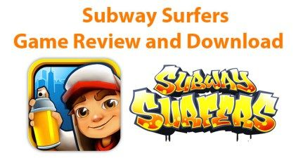 Subway Surfers Game Review and Download - TrendEbook