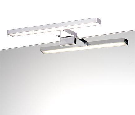 Foco Celia 25.3 cm LED 5 W · LEROY MERLIN | Espejos para ...