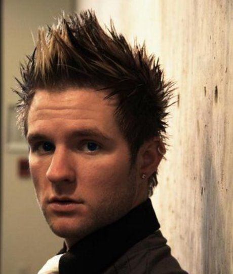 mohawk hairstyles for men | Hairstyle ideas