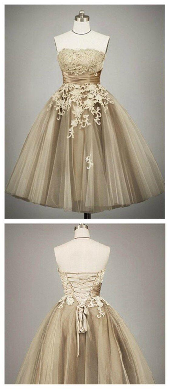 Short Homecoming Dress,A-Line Homec