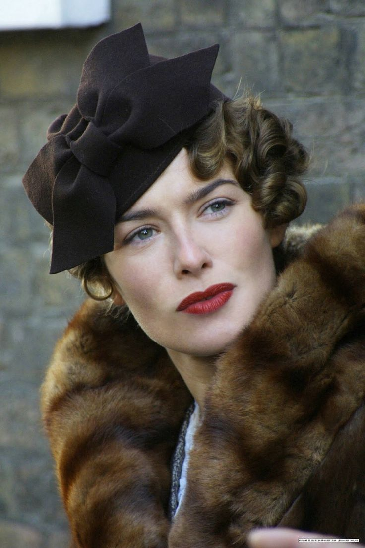All Good Things — Lena Headey in The Gathering Storm ...