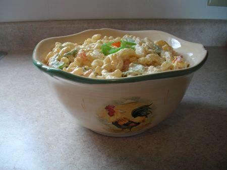 Macaroni Salad (Paula Deen)