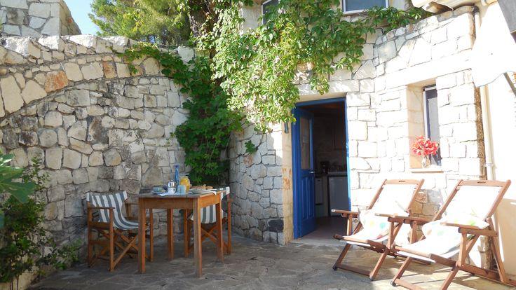 Family Tower Studio - terrace — at Zakynthos