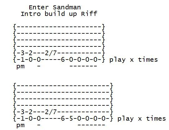Guitar metal guitar tabs : 1000+ images about Awesome guitar riffs on Pinterest | The o'jays ...