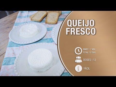 Queijo Fresco - Receita Bimby / Thermomix