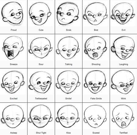50_facial_expressions_and_how_to_draw_them-20071207-075359.jpg 450×443 pixels