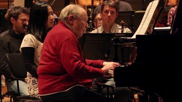 Mozart - Concerto pour Piano n°23 - Adagio - M. Pressler - P. Järvi