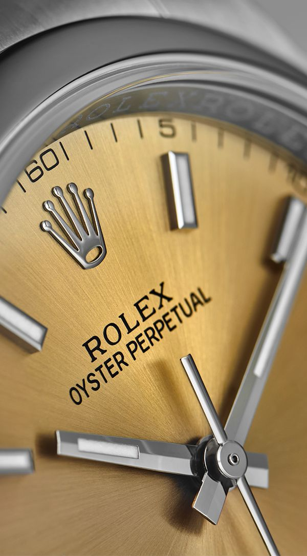 Wearing its name with pride: the Rolex Oyster Perpetual 36 with white grape dial.