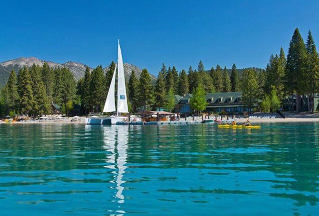 Every Waterfront Bar In Lake Tahoe