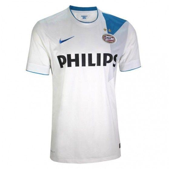 Het #Nike PSV #uitshirt junior is het shirt waarin de Eindhovenaren dit seizoen de uitwedstrijden spelen. De PSV spelers waren nauw betrokken bij het design van dit shirt. #dws