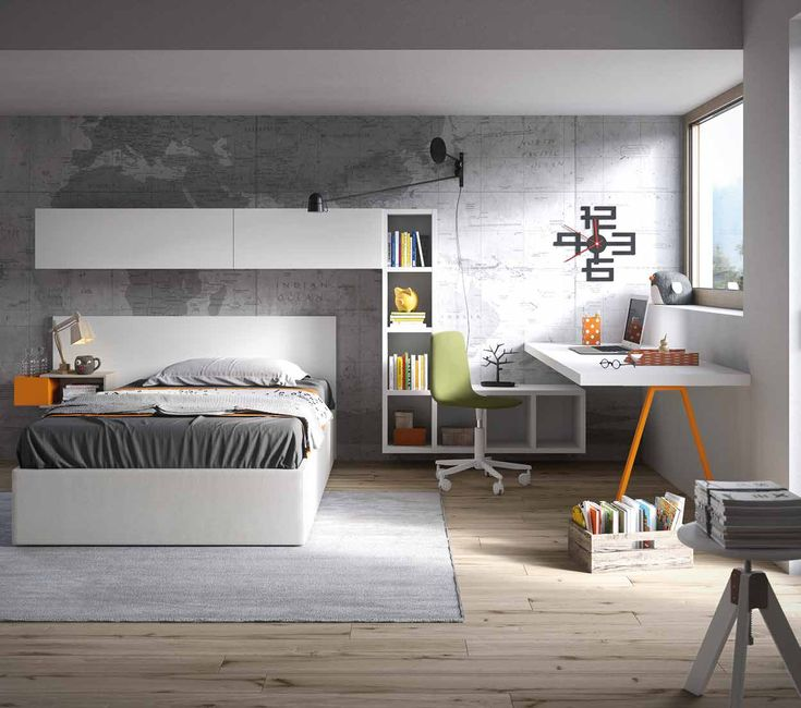 Muebles pulido decoracion e interiorismo madrid for Decoracion despachos juveniles