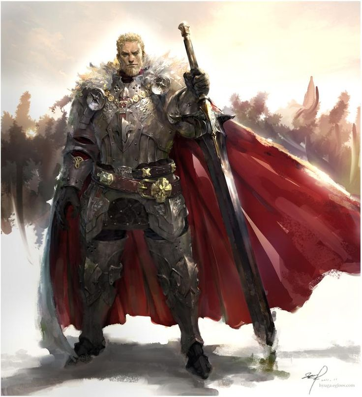 Famous Fictional Knights