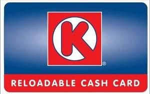 $100 Circle K Gas Gift Card - Mail Delivery