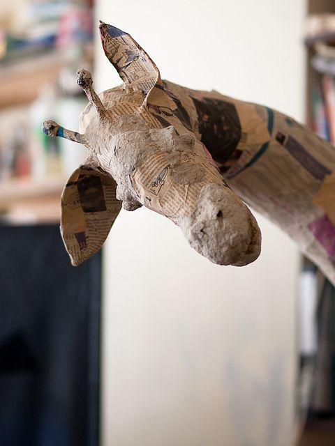 Hello, I'm a Girafe !, via Flickr.