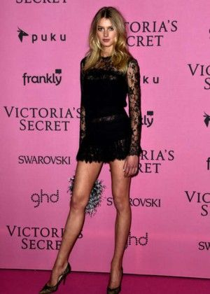 Sigrid Agren: VS Fashion Show After Party 2014 -01