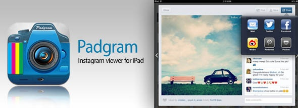 PadGram is photo viewer app that lets you browse through Instagram photos on your iPad. The app comes with all the features you get from the original Instagram app along with a host of other features that make discovering interesting images on Instagram easier.    From the main screen you can view popular images and search for members on Instagram. You can also filter your search results to show images with specific tags and subscribe to the ones that interest you.
