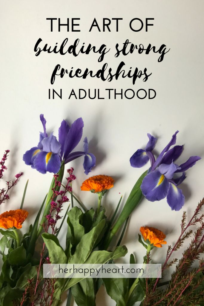 Why We Need Grown-Up Friendships | Friendships can sometimes feel like a lot of work - but even in the tough times, they are so worth the investment! Have a friend you need to reconnect with? This piece is for you!