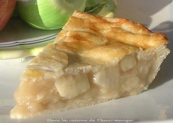 Hier, j'ai fait la tarte aux pommes et sucre à la crème . Aujourd'hui, pourquoi pas celle aux pommes et caramel...!!! Franchement, les 2 son...