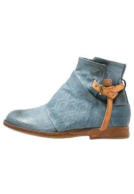 Cowboy/Biker boots - avio/natur