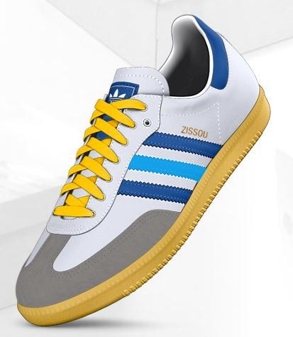 Premium Zissou Shoes - Men's