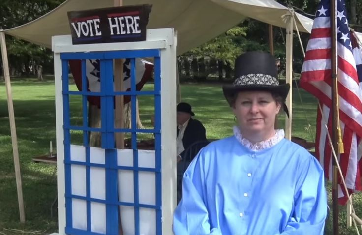 Living History: 1872 Election