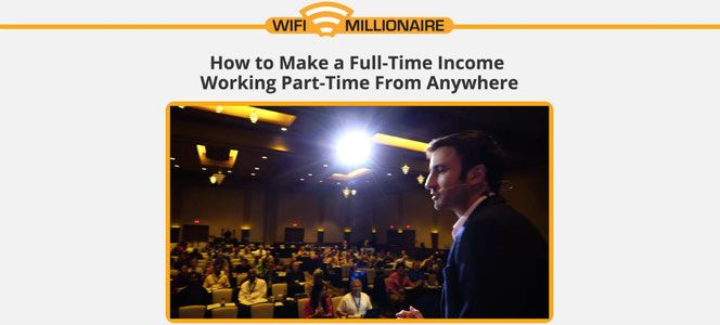 Due to the high pricing of products and services and considering there are other alternatives in very low price, we have listed Wifi Millionaire within our Not Recommended sites list.