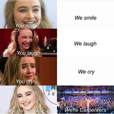 Sabrina Carpenter❤