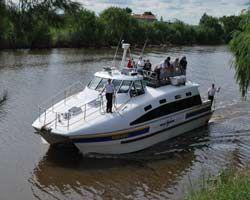 Historic Morpeth Cruise - 23 August 2013 - Maitland Tourism (Australia)