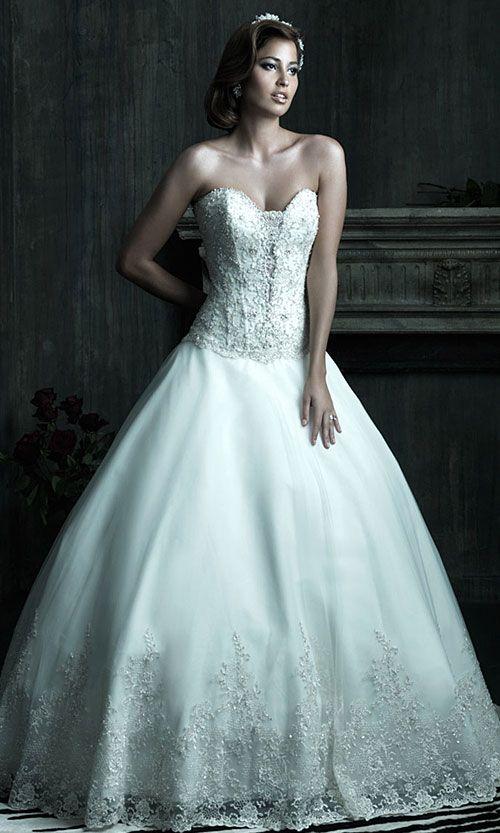 205 best Wedding Dresses images on Pinterest | Wedding blog, South ...