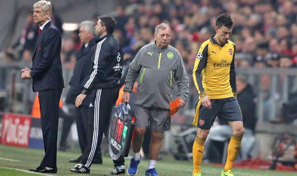 Arsenal Team News: Arsene Wenger confirms scan, selection for Sutton United - https://newsexplored.co.uk/arsenal-team-news-arsene-wenger-confirms-scan-selection-for-sutton-united/