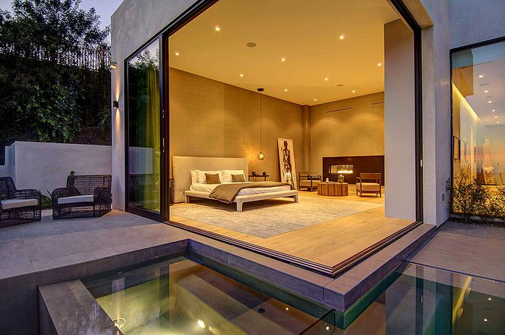 Wonderful View1 Private House With a Stylish Interior in L.A. and a Breathtaking View Over the City