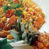 Recepten en zo: Roergebakken kip met tropische vruchten