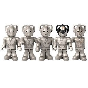 Doctor Who Dr 5 Cyberman Collector Set (Toy): Amazoncom, Collector Sets, Building Cyberman, Character Building, Cyberman Collector, Sets Toys, Doctors Who, Dr. Who, Lego Cybermen