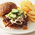 Slow Cooker BBQ Beef Brisket  From Woman's Day