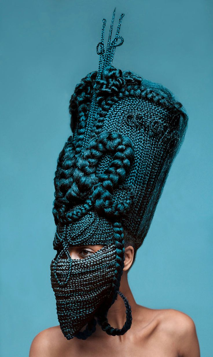 """The """"Highness"""" Project By Photographer Delphine Diaw Diallo."""