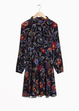 & Other Stories   Gardenia Dress
