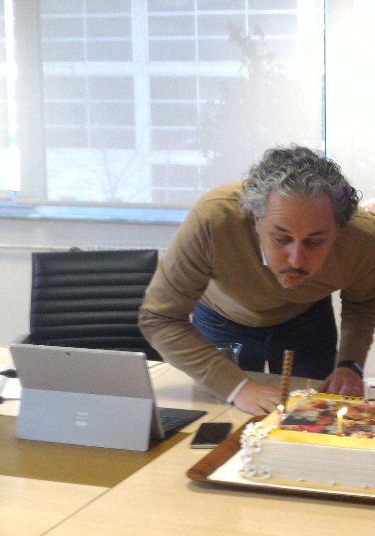 Bugün yönetim kurulu üyemiz Ertüm Tüfekçi'nin doğumgünü. Yeni yaşında kendisine mutluluklar dileriz.