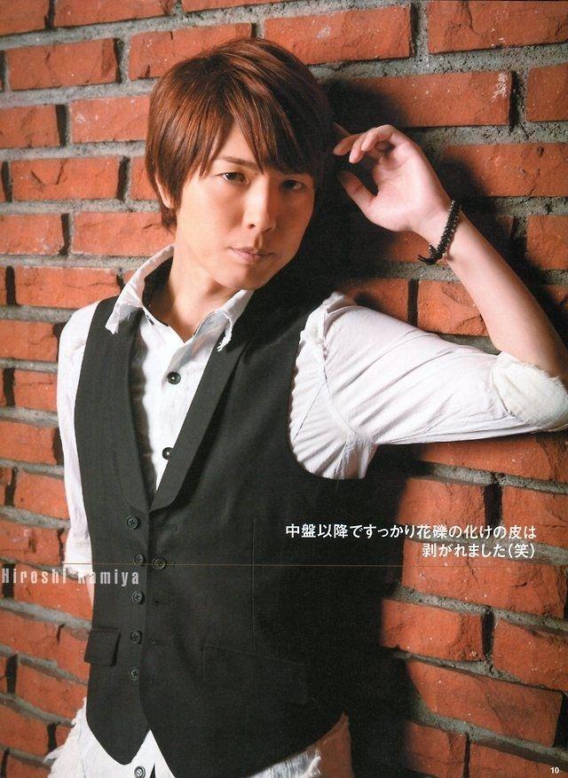 Kamiya Hiroshi : 神谷 浩史 #seiyuu #voiceactor
