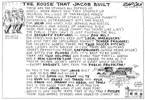 The House That Jacob, aka Number One, Built
