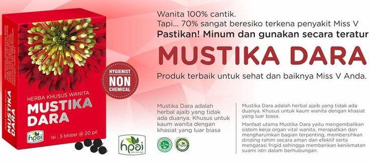 Jual obat kista Mustika Dara HNI HPAI di Sumbul yang alami, ampuh, aman, tanpa efek samping dalam mengobati berbagai penyakit wanita.