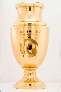 2016 Copa América Centenario trophy unveiled