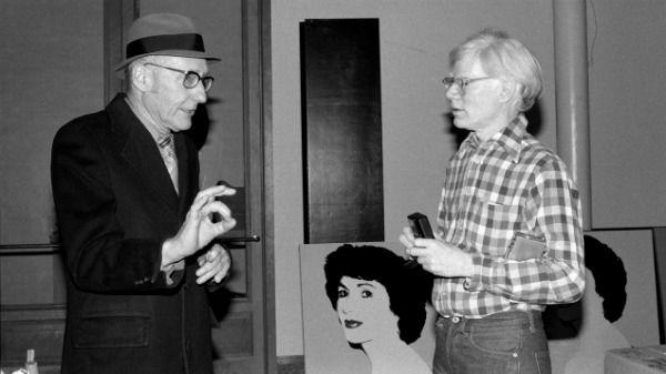 William Burroughs, uno de los inmortales escritores norteamericanos de la generación Beat, contribuyó a la inspiración de músicos y cineastas.