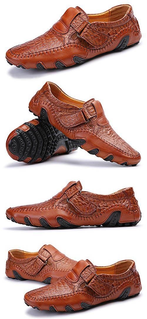 Men's Octopus Comfortable Driving Car Soft Flats Loafers