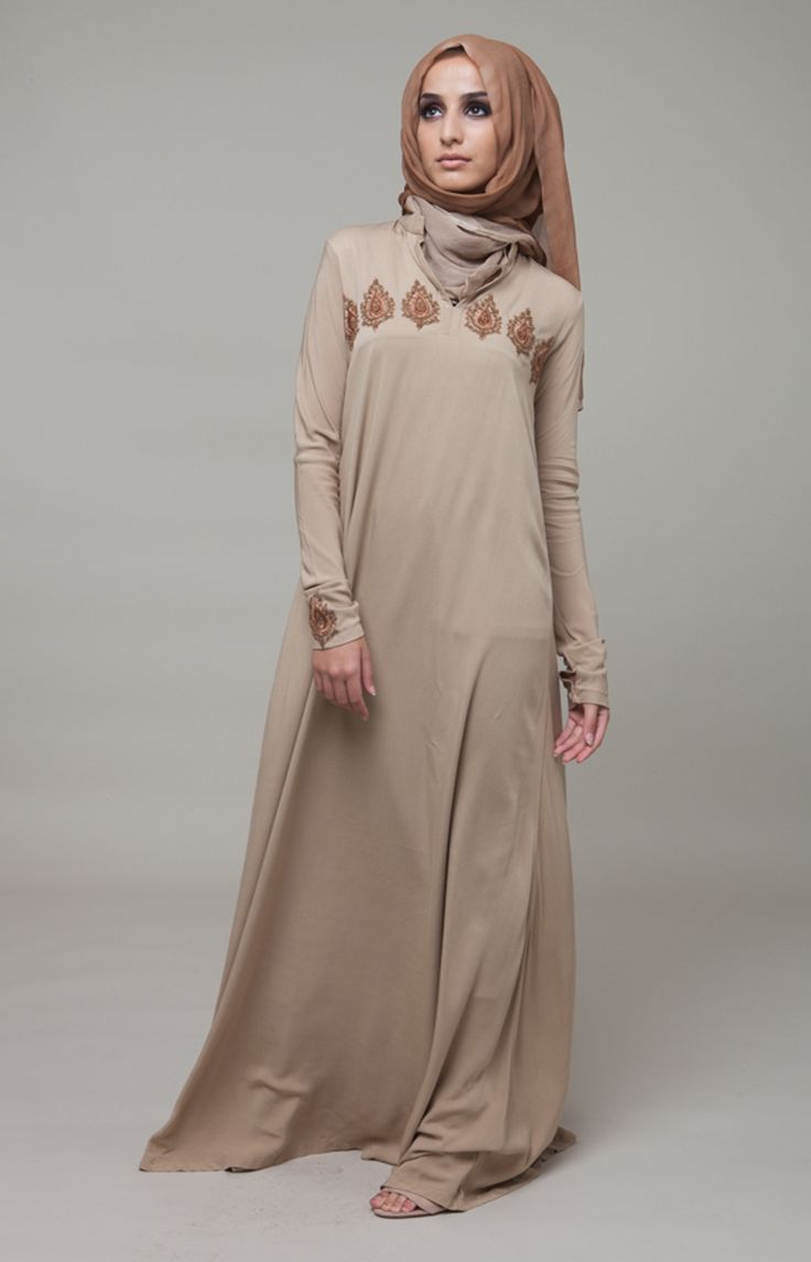 Qasba Gold #Abaya #Aab #LimitedEdition #WhatsNew #NewArrivals #Hijab #Gold #TheArtofEmbroidery #EidCollection #EidLuxe #Fashion #Style